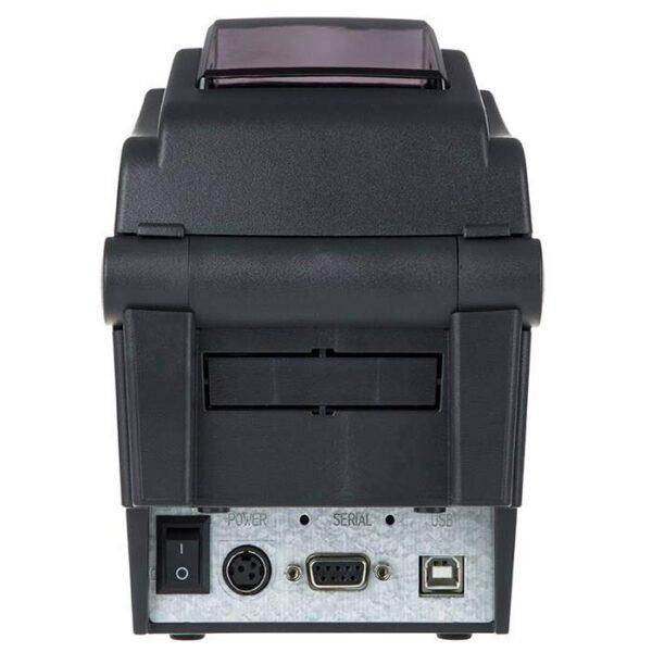 لیبل پرینتر بیکسلون SLP DX220 (با قابلیت لیبل مچی بیمارستانی)